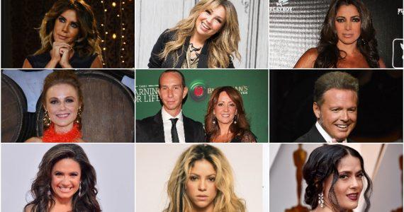famosos que luchan contra enfermedades crónicas . Fotos: Getty Images