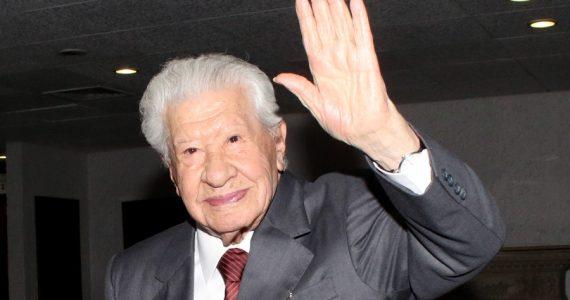 """Ignacio López Tarso se moderniza y le """"entra"""" al teatro virtual. Foto: Getty Images"""