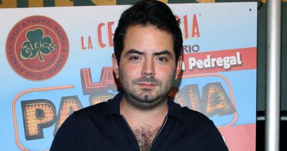 José Eduardo Derbez advierte sobre mal uso de su nombre en redes. Foto: Getty Images