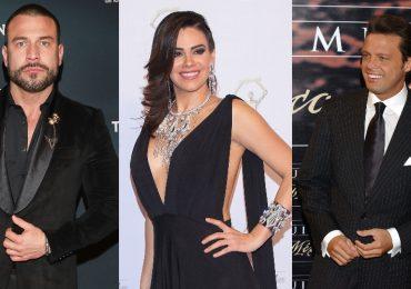 Luz Elena González no pudo enamorarse de Luis Miguel, ¡por Rafael Amaya! Fotos: Getty Images