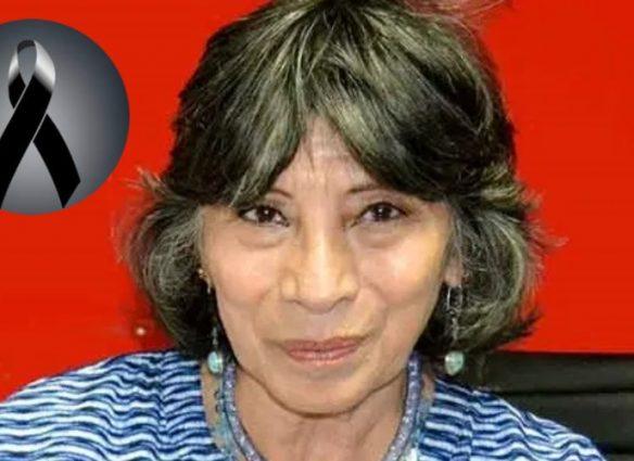 Muere actriz y directora Mónica Miguel, pilar de las telenovelas mexicanas. Foto: Redes sociales