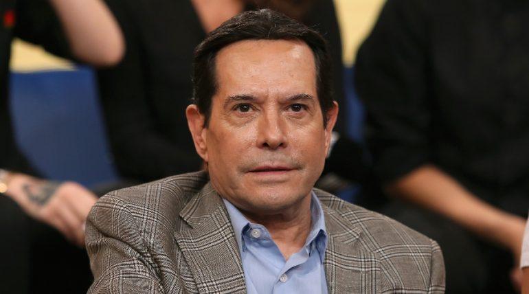 ¡Harto de amenazas, Juan José Origel se nos va! Foto: Getty Images