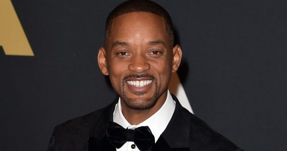 Will Smith se quedó chimuelo. Foto: Fetty Images