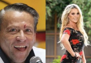"""¡En su cara! Ex reafirma que Alfredo Adame """"calza chico"""" en vivo. Foto: Archivo"""