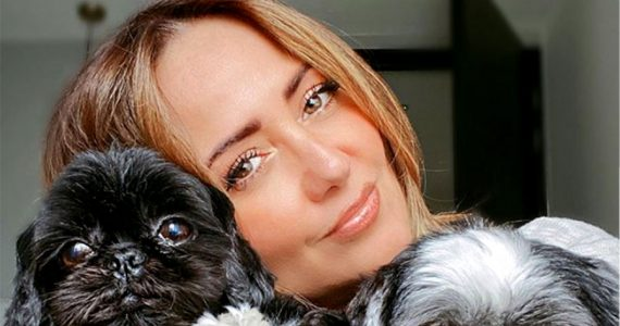 Andrea Legarreta reveló cómo les afectó a ella y Erick Rubín perder un bebé