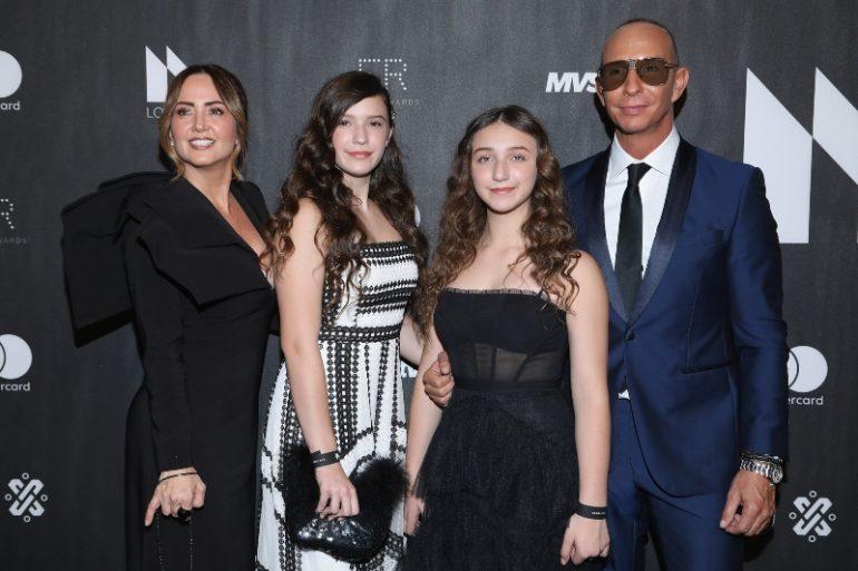 Hija de Andrea Legarreta impacta en su debut como cantante. Foto: Archivo