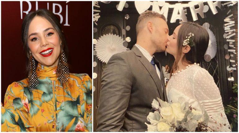¿Camila Sodi se casó con el exesposo de Marimar Vega?