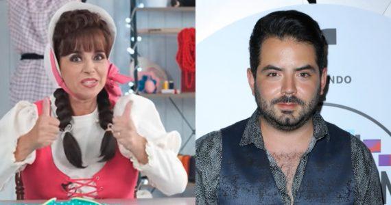 """José Eduardo Derbez se burla de """"Cositas"""" y ella responde. Foto: Archivo"""