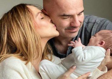 Erika Zaba muestra el impresionante cuarto de su bebé. Foto: Archivo