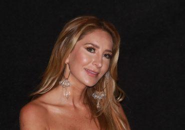 Geraldine Bazán habla de su supuesta relación con José Ron