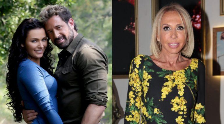 Gabriel Soto e Irina Baeva denuncian a Laura Bozzo