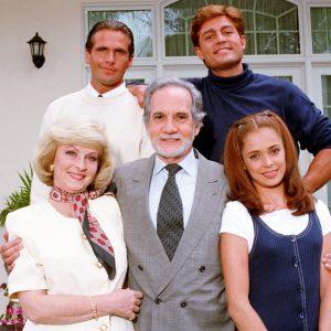 Familia de la Vega. Foto: Archivo