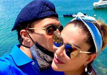 """Análisis revela: """"Ninel Conde y Larry Ramos son unidos por el sexo"""" Foto: Instagram"""