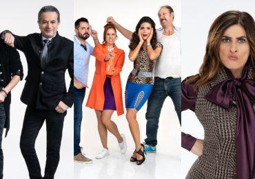 """Tres series se estrenan en """"Noche de Buenas"""" de Las Estrellas. Foto: Televisa"""