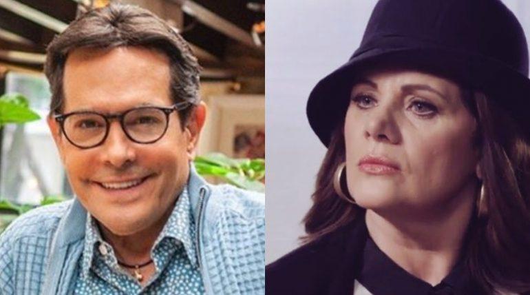 Juan José Origel acusa a Erika Buenfil de provocar que lo amenacen de muerte