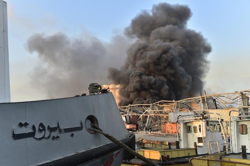 """""""Juegos maquiavélicos"""": Paty Navidad habla de tragedia en Beirut"""