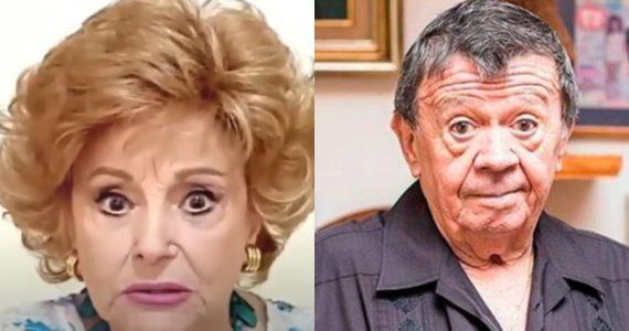 Falleció la actriz Angelita Castany, primera esposa de Chabelo. Foto; Archivo / Facebook
