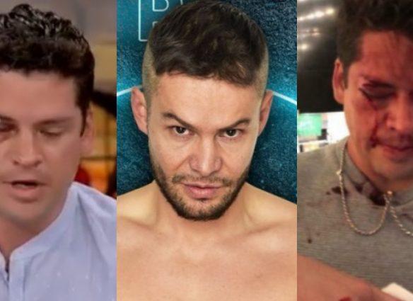 Said P. fue quien golpeó a primo de Eduardo Capetillo Jr. en Artz Pedregal. Foto: Instagram / De primera mano