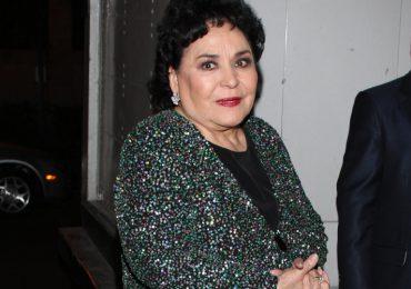"""A Carmen Salinas la persigue el luto: """"anda la muerte alocada"""". Foto: Archivo"""