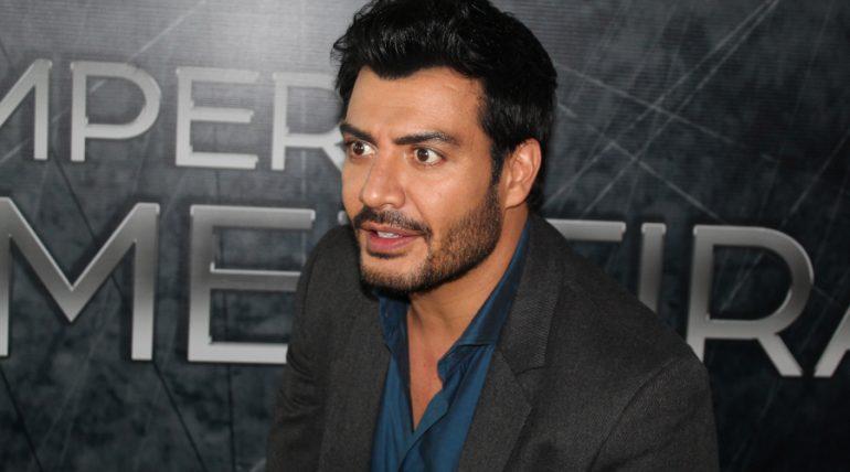Andrés Palacios confiesa que se sentía excluido en la televisión. Foto; Archivo