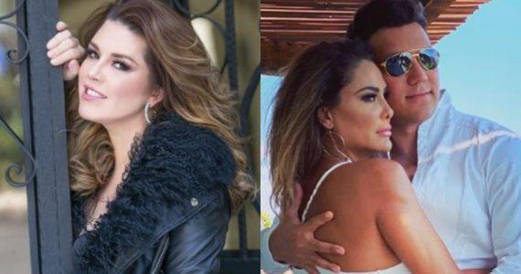 Alicia Machado arremete en contra de Ninel Conde y su novio. Foto: Instagram