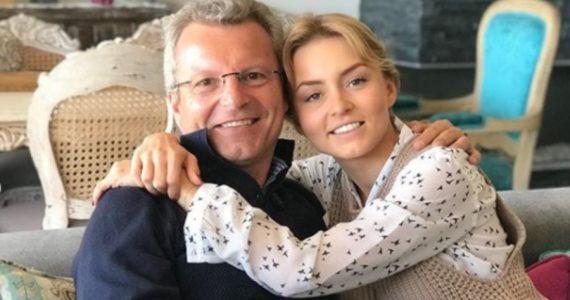 Papá de Angelique Boyer debutará como actor en Imperio de Mentiras. Foto: Instagram
