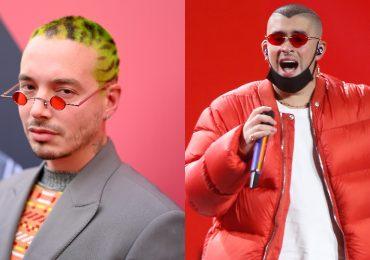 J Balvin y Bad Bunny dominan las nominaciones a los Latin Grammy 2020 (Lista completa). Foto: Getty Images