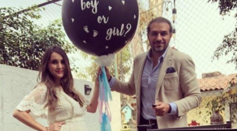 Dulce María reveló el sexo de su primer bebé. Foto: Instagram