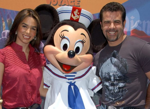 "Eduardo Capetillo revela que ""tenía una vida miserable"". Foto: Getty Images"