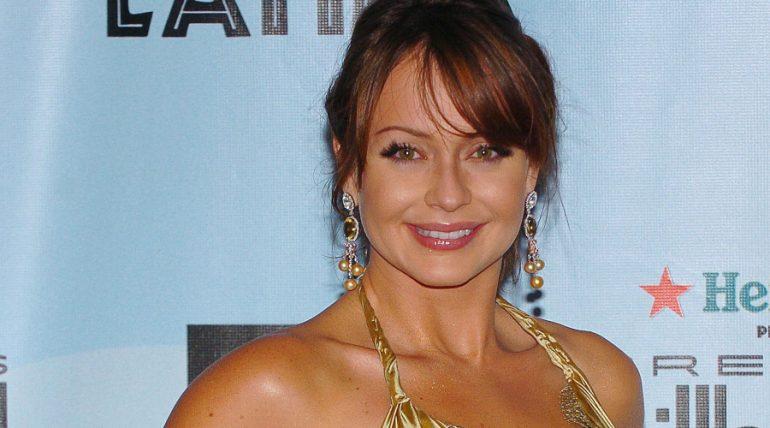 ¡Por arriesgada! Gaby Spanic se quemó en una telenovela. Foto: Getty Images