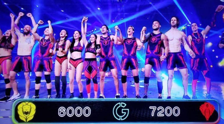 Las cobras triunfan en Guerreros 2020 ¡VIDEOS!. Foto: Televisa