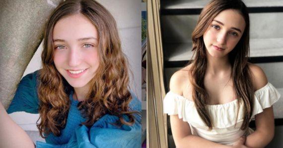Hija de Andrea Legarreta tendrá su primer beso en televisión. Foto: Instagram
