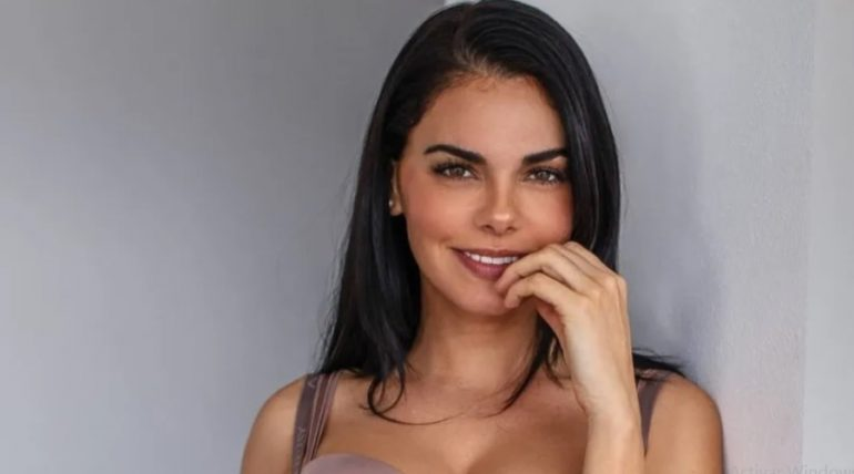 Livia Brito habla tras perder protagónico en novela. Foto: Archivo