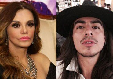 """Lucía Méndez cachetea a """"Rey Grupero"""" por robarle un beso ¡VIDEO! Foto: Archivo"""