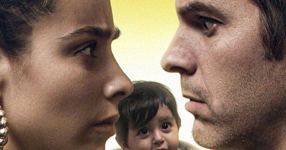 "Mauricio Ochmann y Esmeralda Pimentel protagonizan ""Ahí te encargo"". Foto: Netflix"