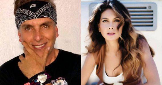 Así fue la despedida de Paty Manterola a su ex marido Xavier Ortiz. Foto: Instagram