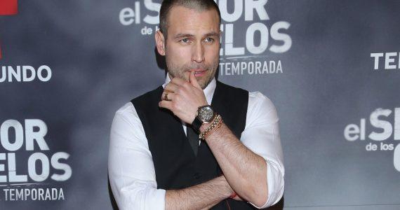 """Rafael Amaya revela la razón de su salida de """"El Señor de los Cielos"""". Foto: Getty Images"""