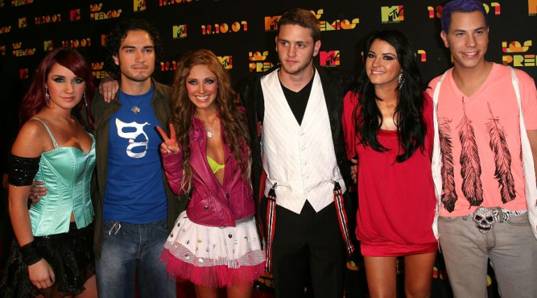 RBD anuncia concierto virtual sin dos de sus integrantes. Foto: Getty Images