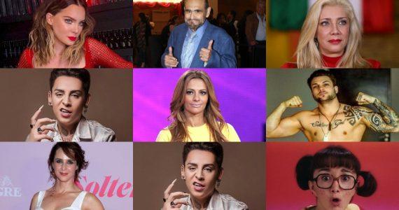Mira cuánto cobran estos famosos por un saludo ¿Pagarías?. Foto: Archivo / Instagram