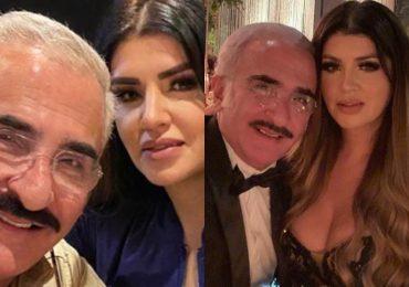 """Vicente Fernández Jr. anuncia nueva boda, ahora con """"La Kardashian de Guadalajara"""". Foto: Instagram"""