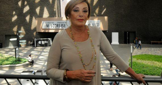 Sylvia Pasquel estalla y habla del testamento de Silvia Pinal. Foto: Getty Images