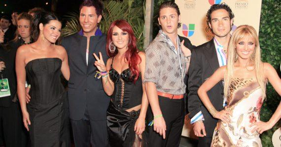 Anahí revela que habrá nueva música de RBD. Foto: Getty Images
