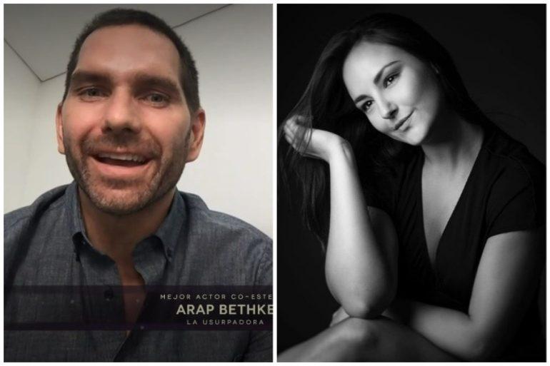actor y actriz co-estelar