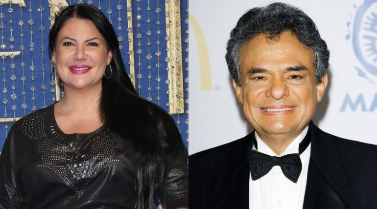 """Alejandra Ávalos asegura que """"Las Saras"""" no están preocupadas por testamento de José José. Foto: Getty Images"""
