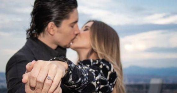 América Guinart ventila los detalles de la boda de Alex Fernández. Foto: Instagram