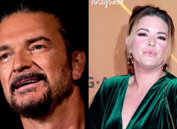 Alicia Machado tuvo un amorío extramarital con Ricardo Arjona. Foto: Getty Images