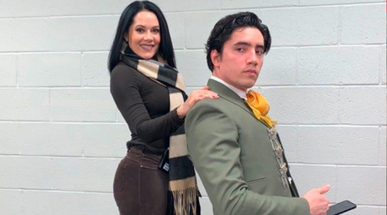 América Guinart y su hijo fueron estafados con suma millonaria. Foto: Instagram