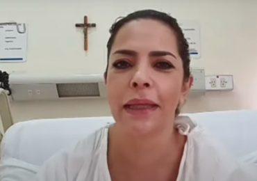 Hospitalizan a Ana María Alvarado por covid-19 ¡Llorando lo revela!, Foto: Sale el Sol