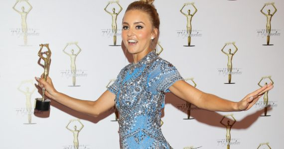 Angelique Boyer se retira temporalmente de la televisión. Foto: Getty Images