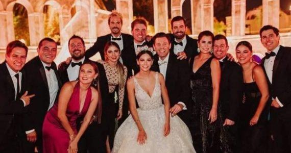 Actor de telenovelas se casa y en su boda hubo 100 contagiados de covid-19. Foto: Instagram